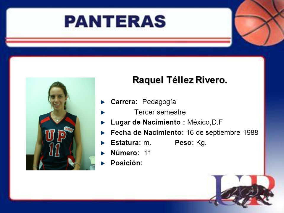 Raquel Téllez Rivero. Carrera: Pedagogía Tercer semestre