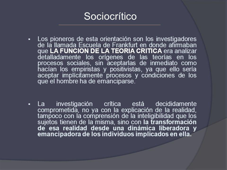 Sociocrítico