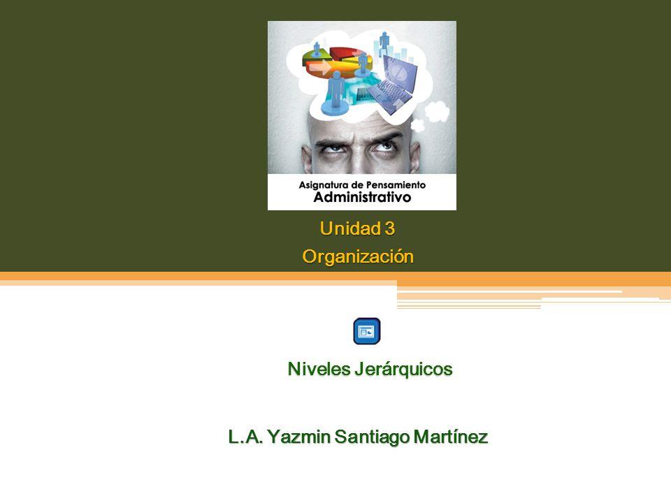 L.A. Yazmin Santiago Martínez