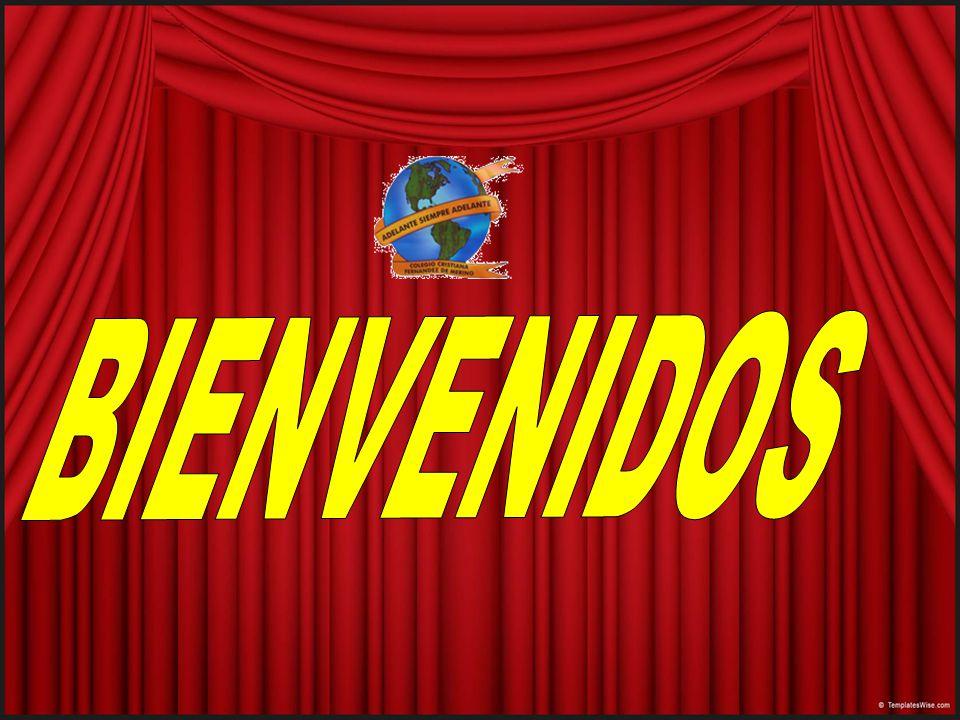 BIENVENIDOS 1