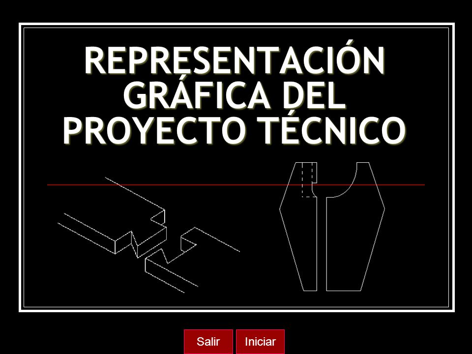 REPRESENTACIÓN GRÁFICA DEL PROYECTO TÉCNICO