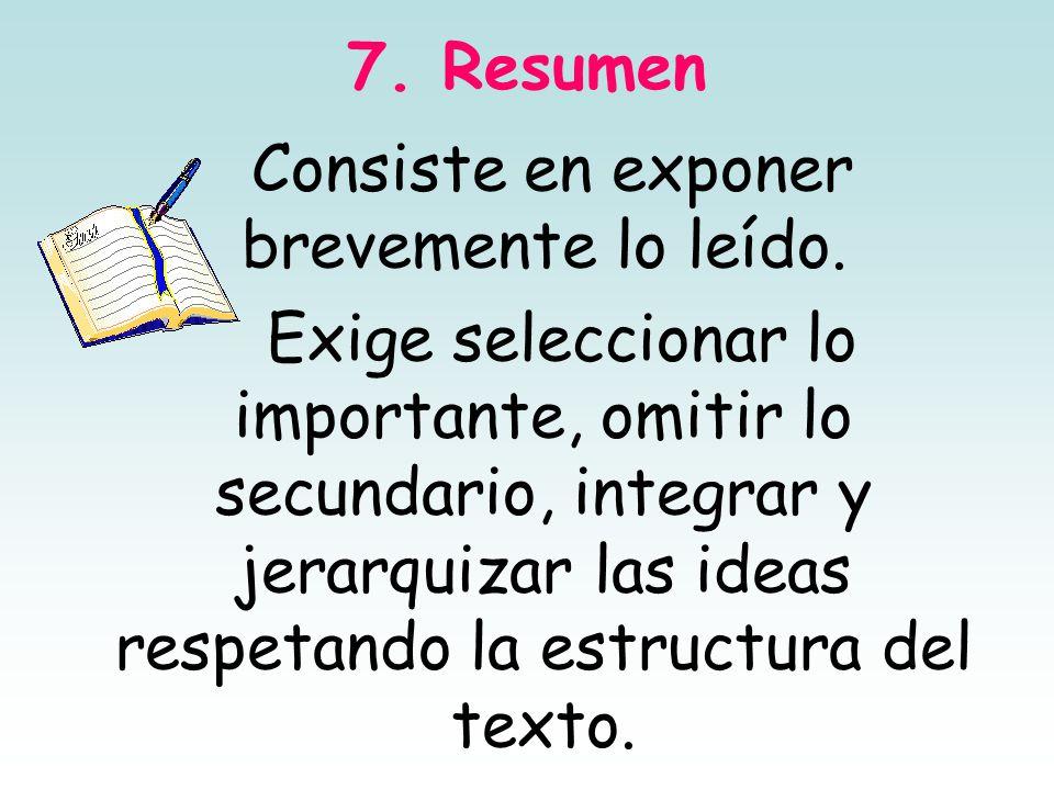 7. Resumen