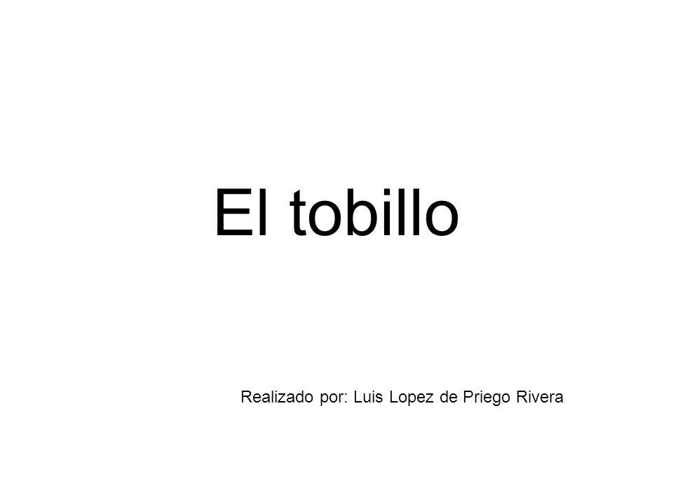 Realizado por: Luis Lopez de Priego Rivera