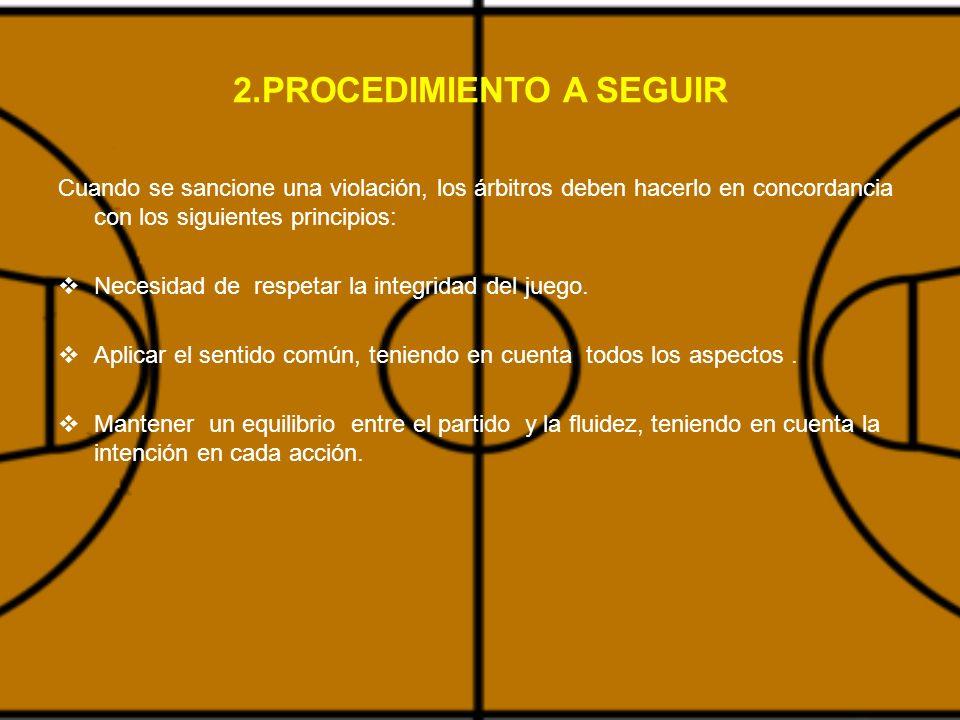 2.PROCEDIMIENTO A SEGUIR