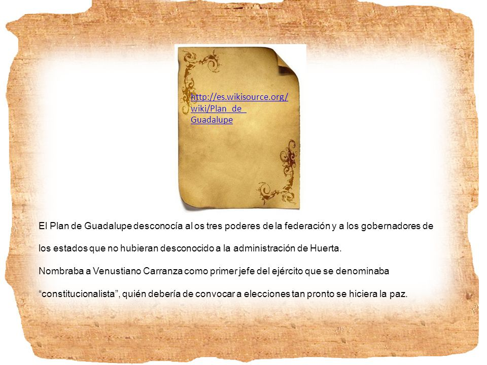 http://es.wikisource.org/wiki/Plan_de_ Guadalupe.