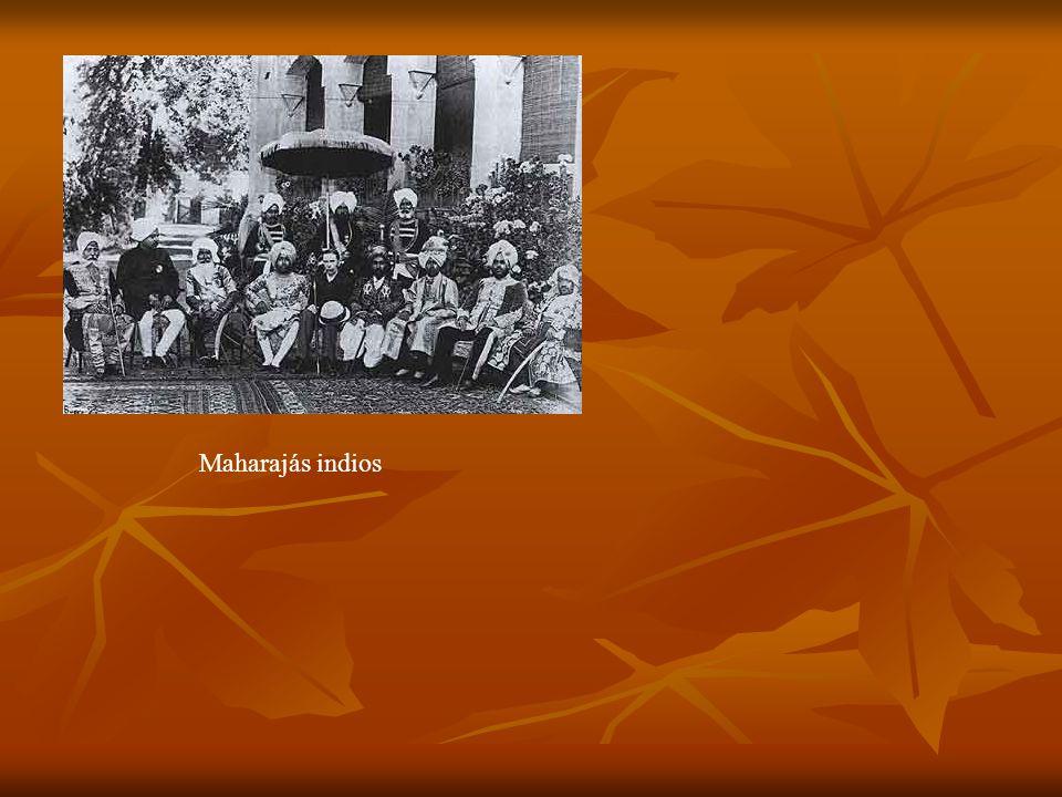 Maharajás indios
