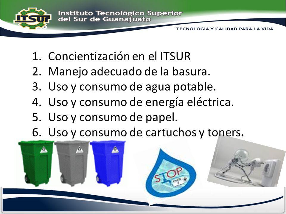 Concientización en el ITSUR