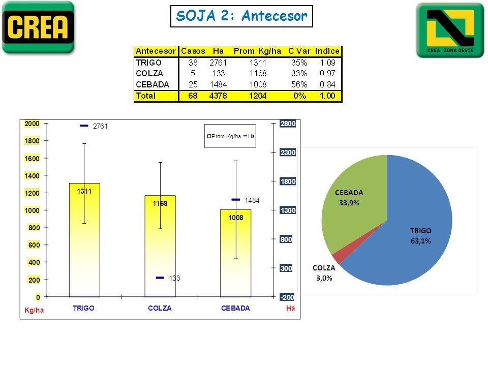 SOJA 2: Antecesor