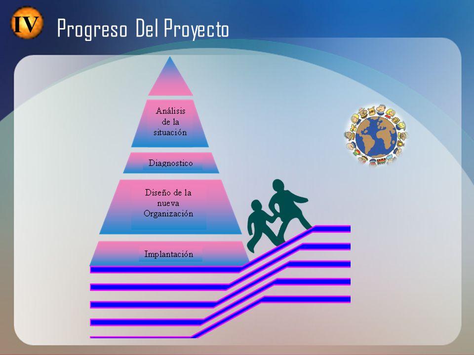 IV Progreso Del Proyecto