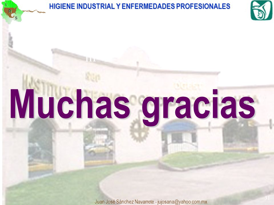 m Muchas gracias