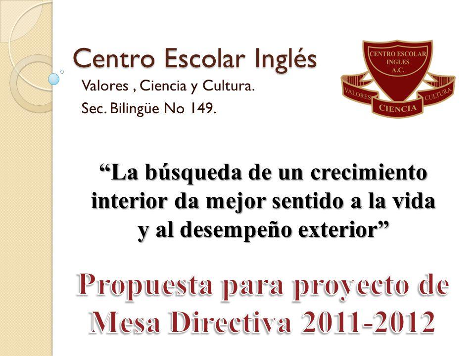 Valores , Ciencia y Cultura. Sec. Bilingüe No 149.