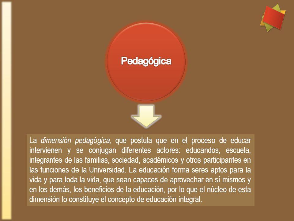 Pedagógica