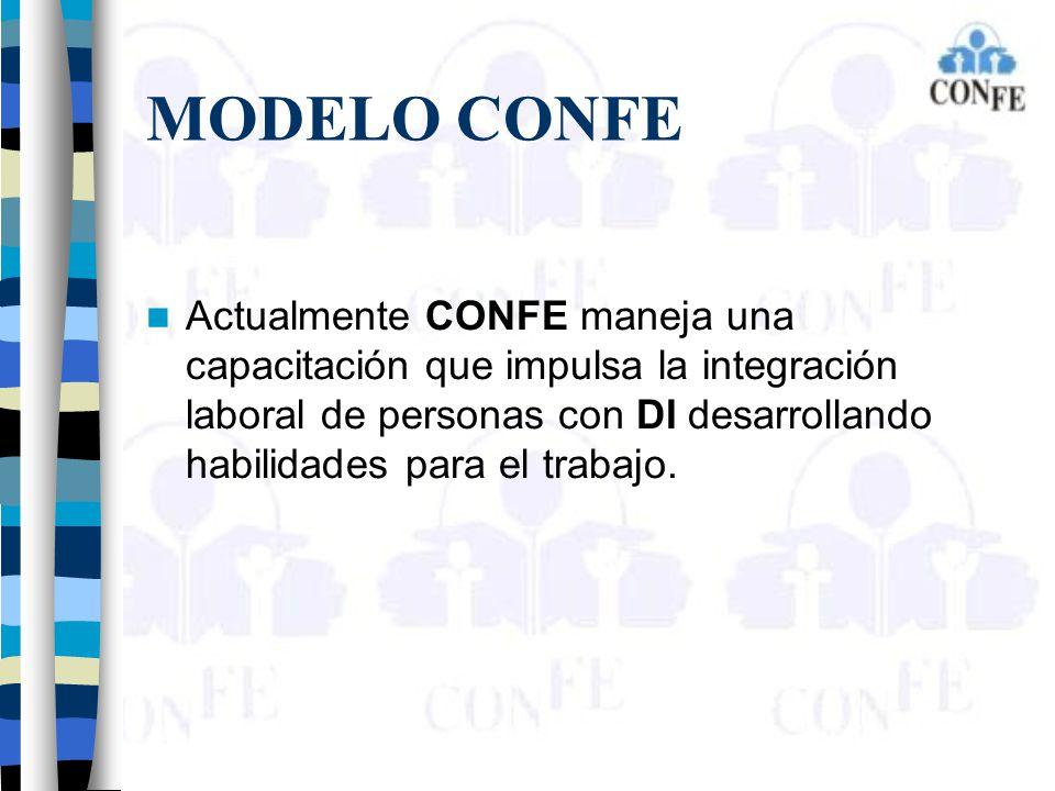 MODELO CONFE