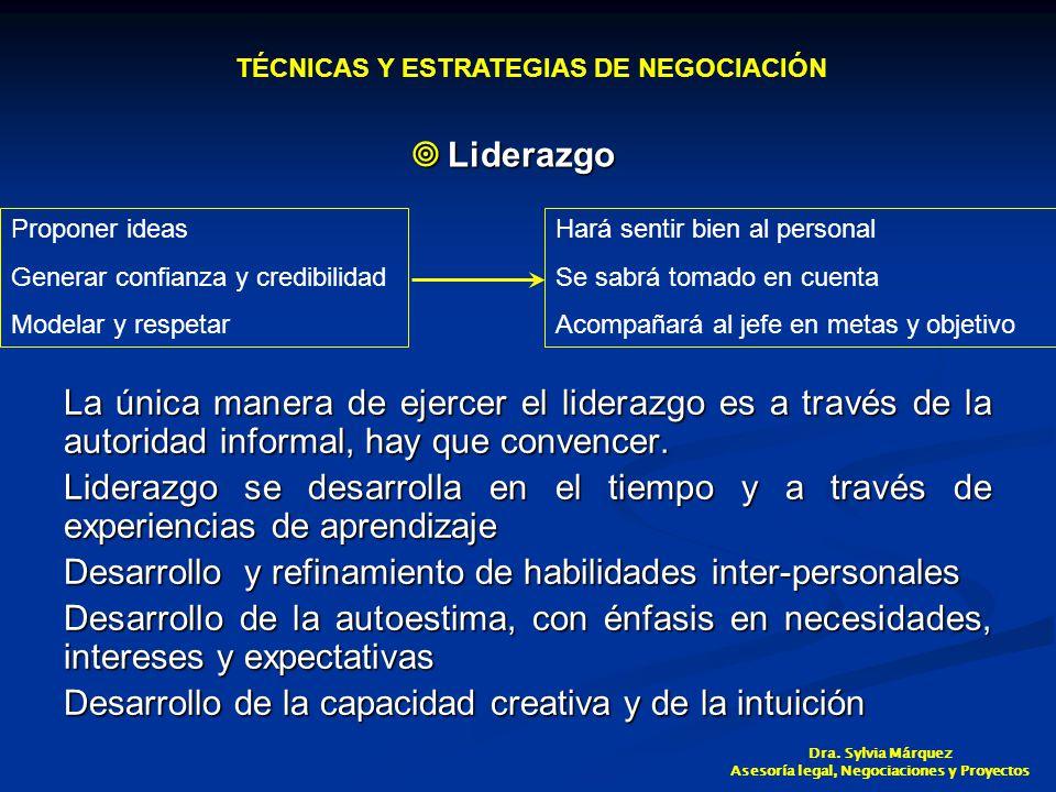 Dra. Sylvia Márquez Asesoría legal, Negociaciones y Proyectos