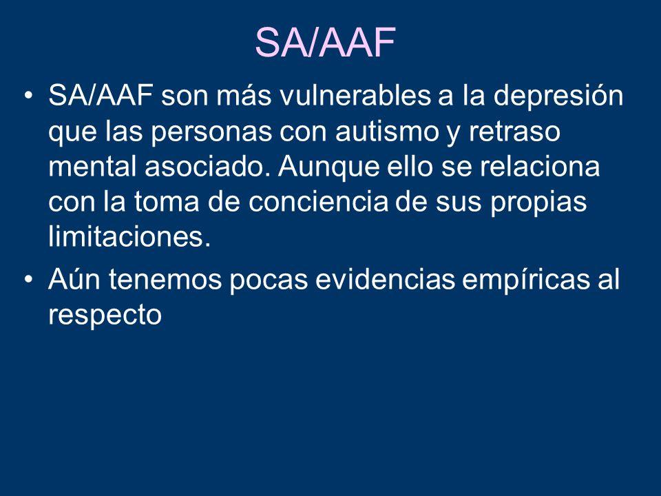 SA/AAF
