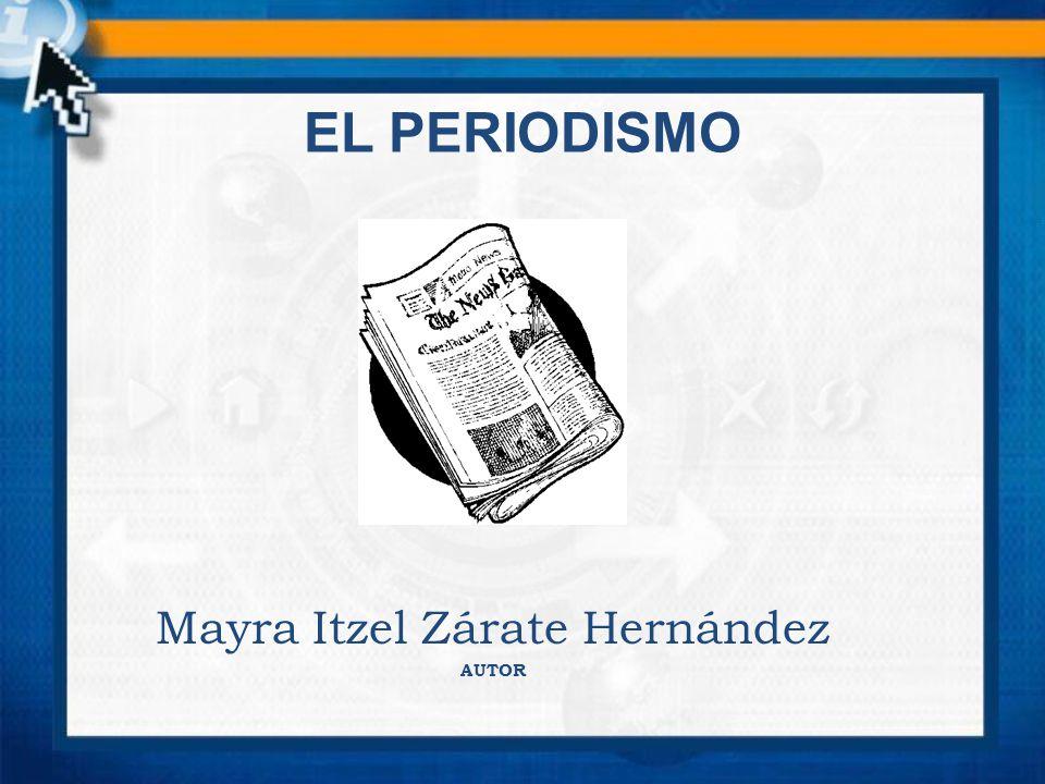 Mayra Itzel Zárate Hernández