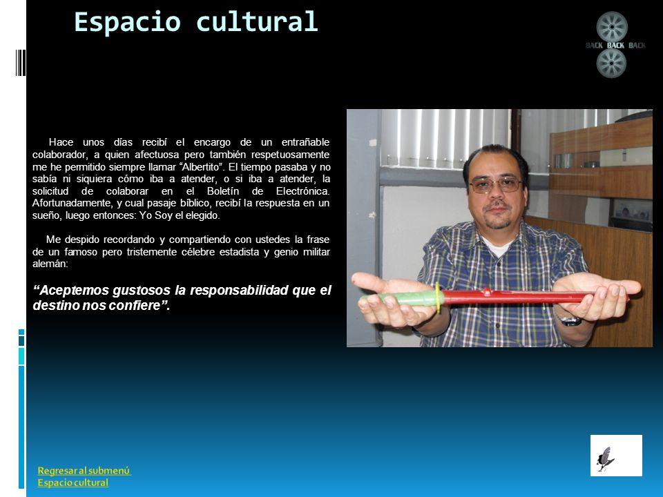 Espacio cultural