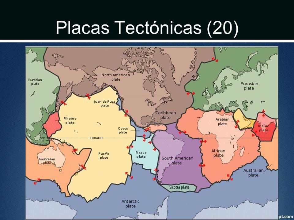 Placas Tectónicas (20)