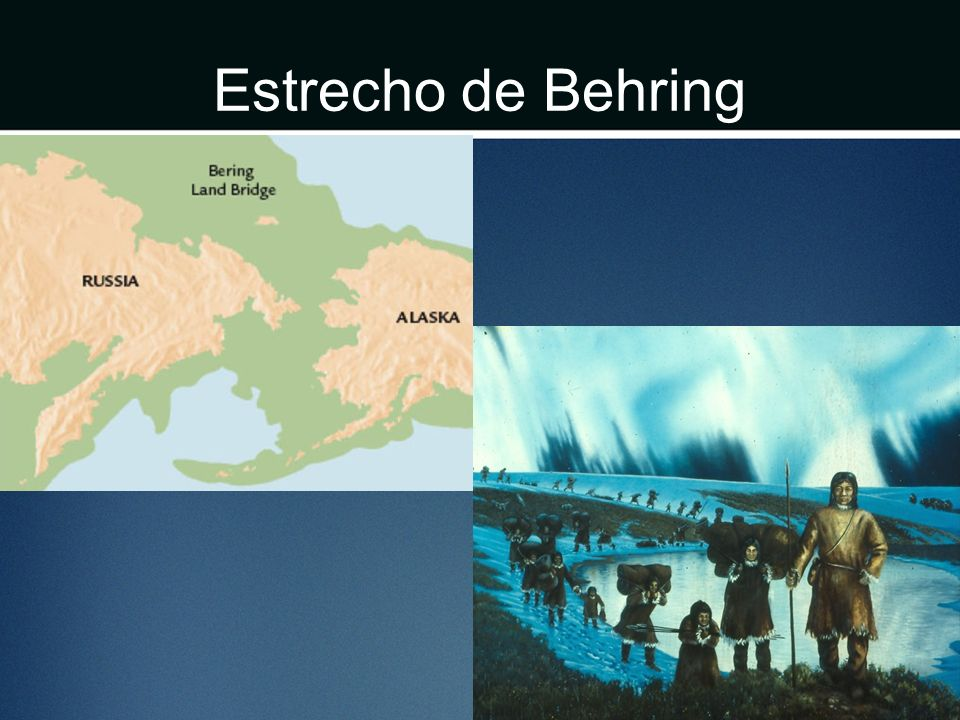 Estrecho de Behring