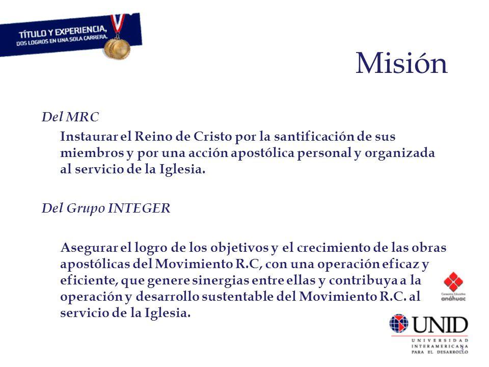 Misión Del MRC.