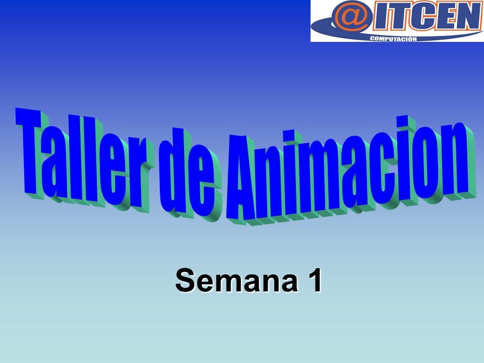 Taller de Animacion Semana 1