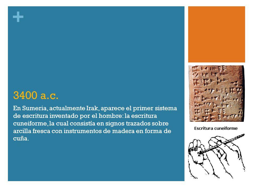 3400 a.c.