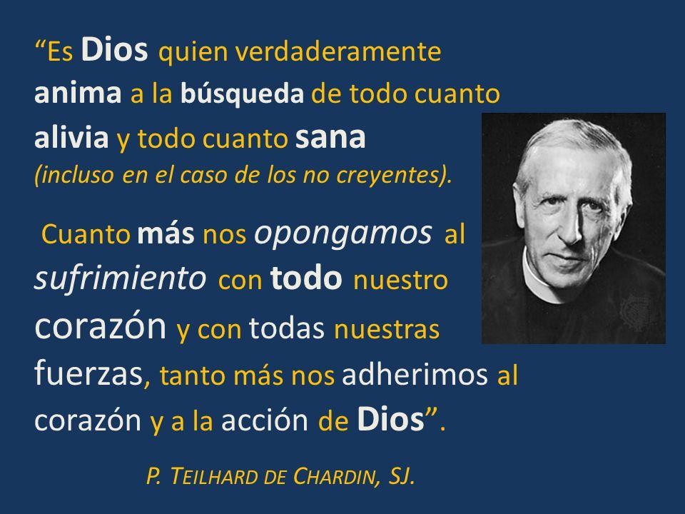 P. Teilhard de Chardin, SJ.