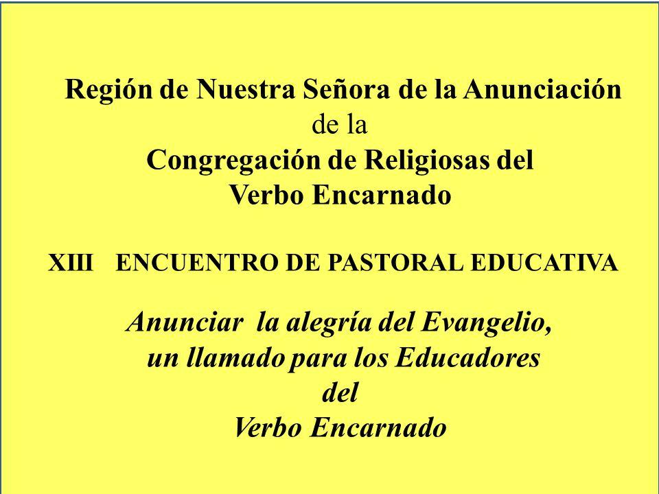 Región de Nuestra Señora de la Anunciación de la