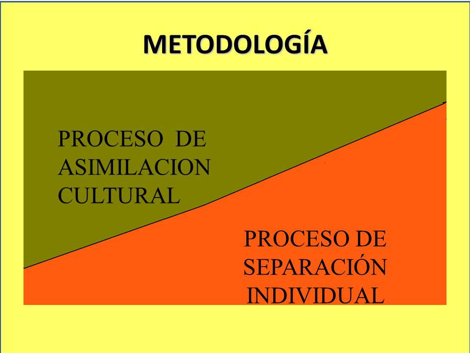 PROCESO DE SEPARACIÓN INDIVIDUAL