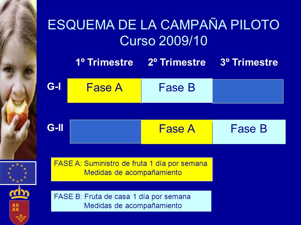 ESQUEMA DE LA CAMPAÑA PILOTO Curso 2009/10
