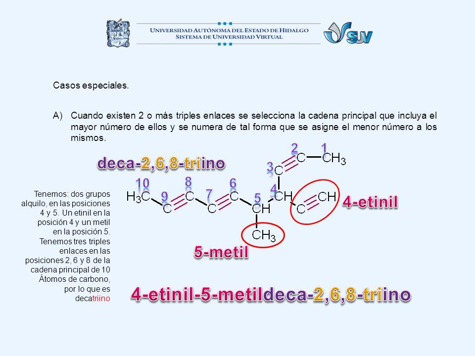 4-etinil-5-metildeca-2,6,8-triino