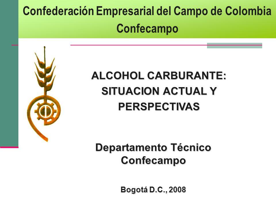 Confederación Empresarial del Campo de Colombia Confecampo