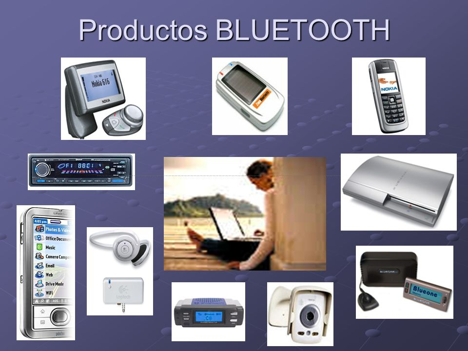 Productos BLUETOOTH