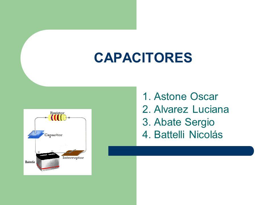1. Astone Oscar 2. Alvarez Luciana 3. Abate Sergio 4. Battelli Nicolás