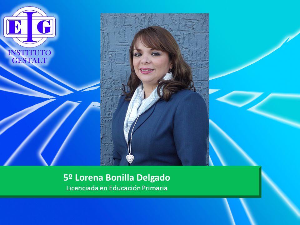 5º Lorena Bonilla Delgado