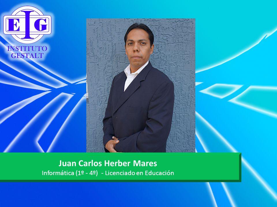 Juan Carlos Herber Mares