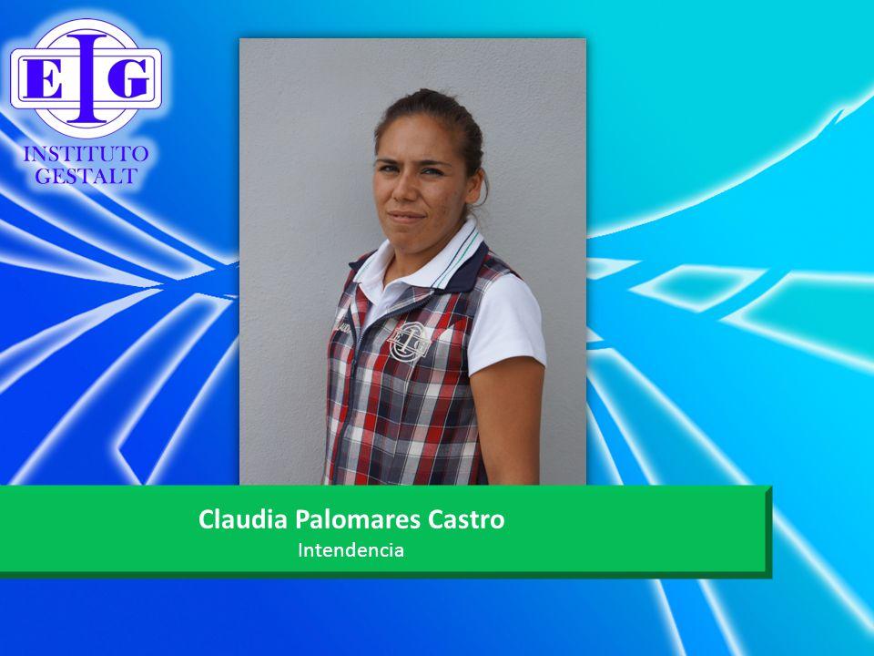 Claudia Palomares Castro