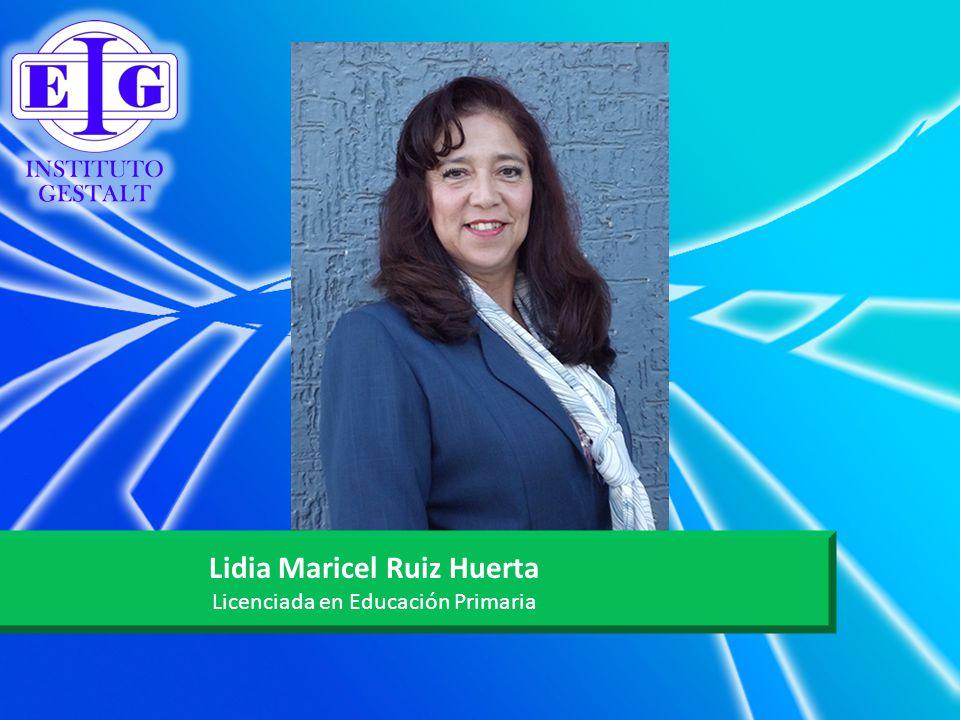 Lidia Maricel Ruiz Huerta