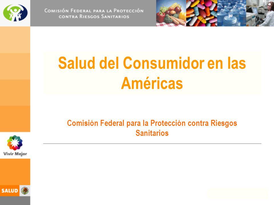 Salud del Consumidor en las Américas
