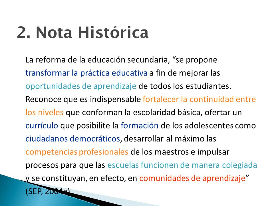2. Nota Histórica