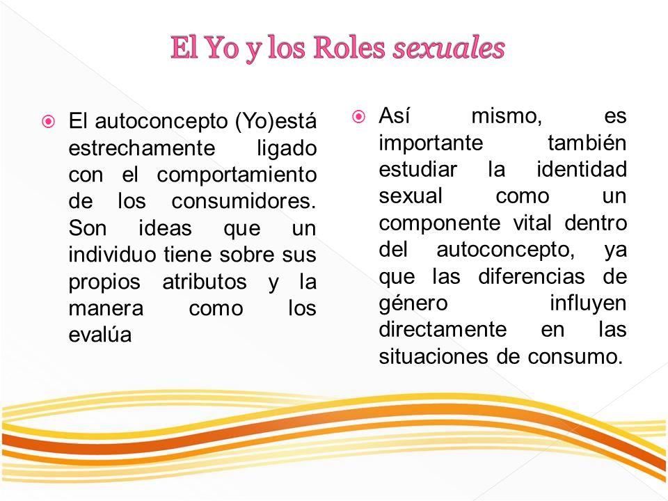 El Yo y los Roles sexuales