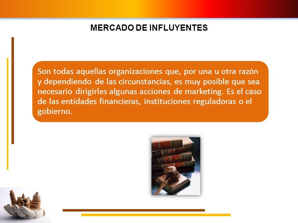MERCADO DE INFLUYENTES