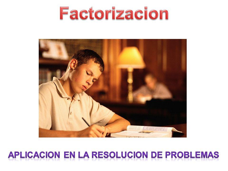 Aplicacion en la resolucion de problemas