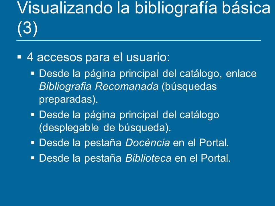 Visualizando la bibliografía básica (3)