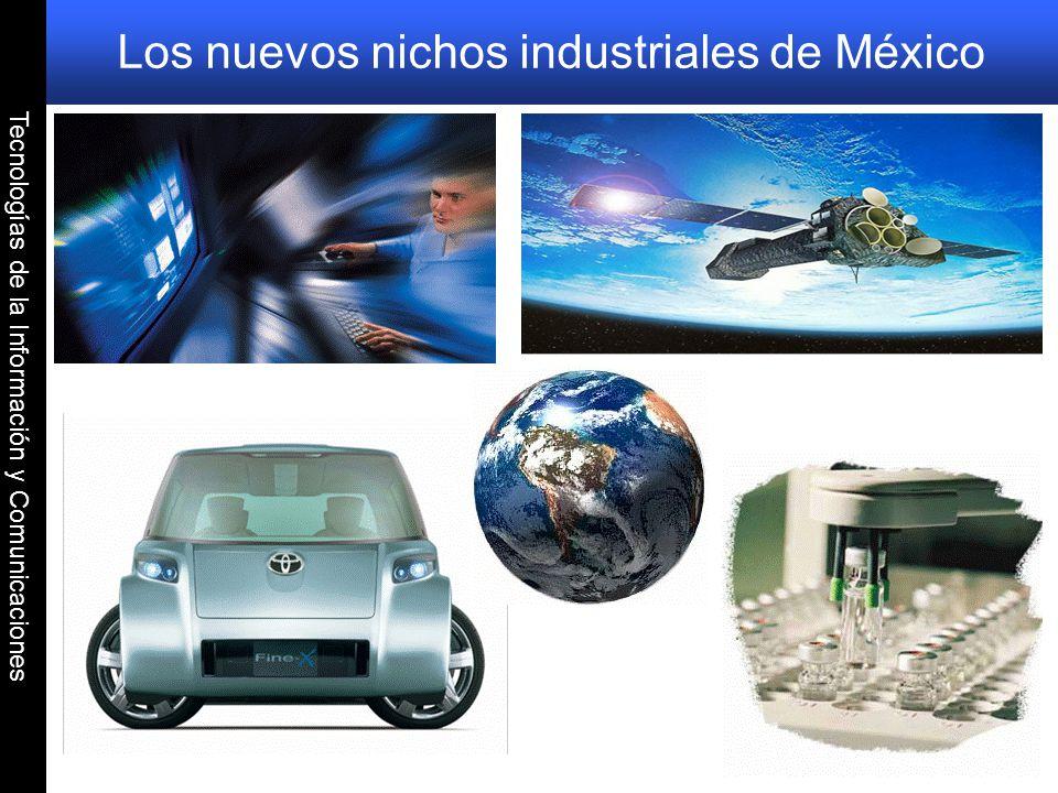 Los nuevos nichos industriales de México
