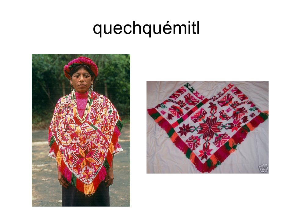 quechquémitl