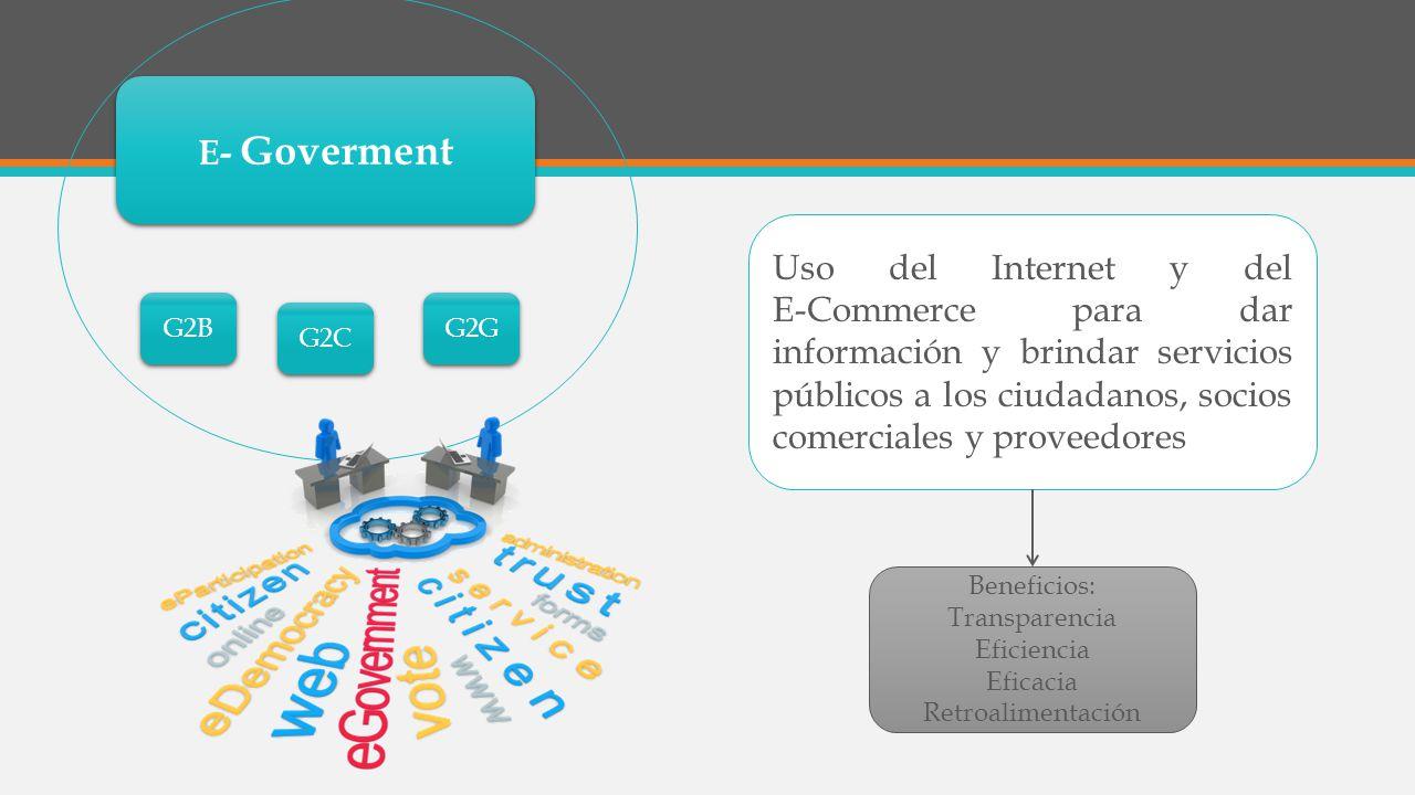 E- Goverment