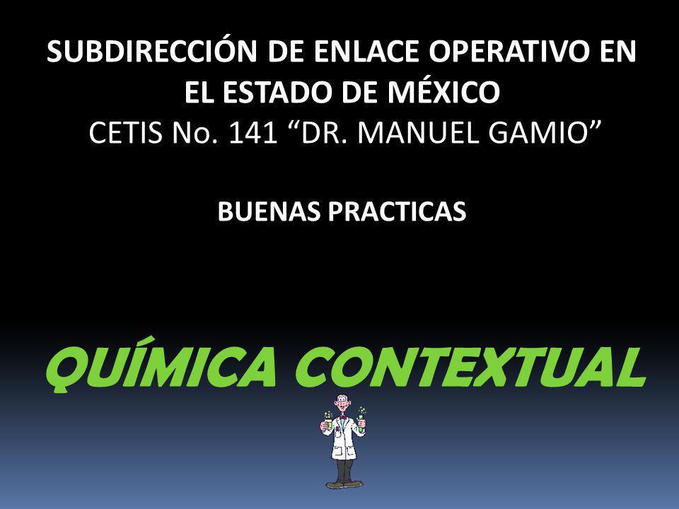 SUBDIRECCIÓN DE ENLACE OPERATIVO EN EL ESTADO DE MÉXICO