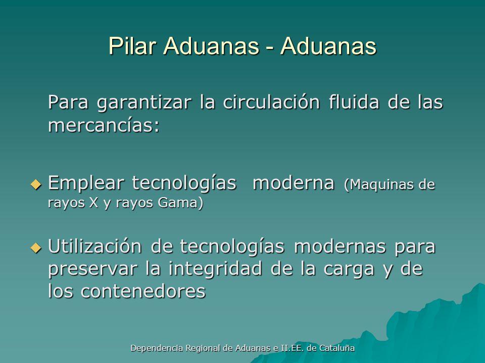 Pilar Aduanas - Aduanas