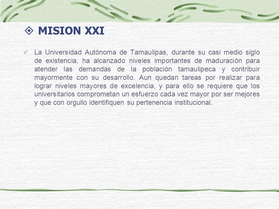 MISION XXI